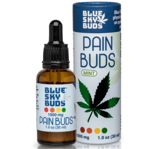 Pain Buds CBD/ Hemp Extract Oil