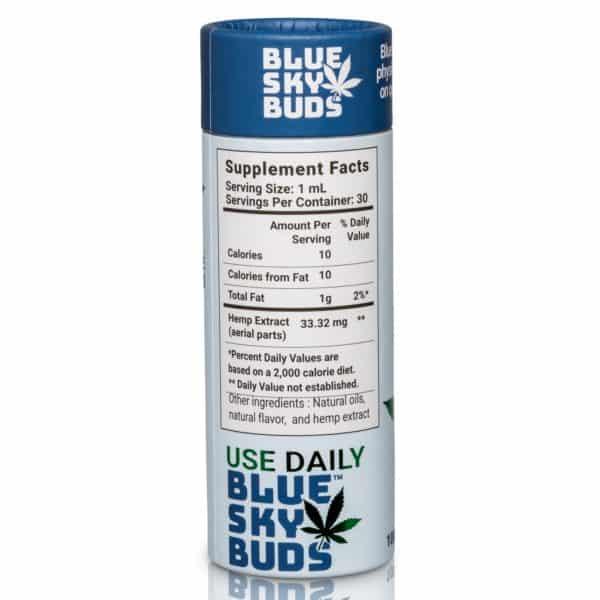 Buy Best CBD Oil for Sleep - BlueSkyBuds