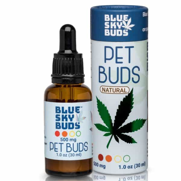 Pet Buds CBD/ Hemp Extract Oil