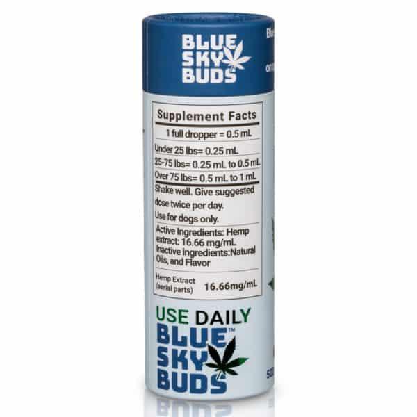 Pet Buds CBD/ Hemp Extract Oil