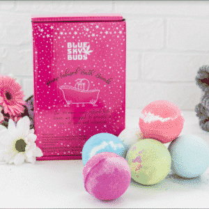 Hemp Bath Bombs